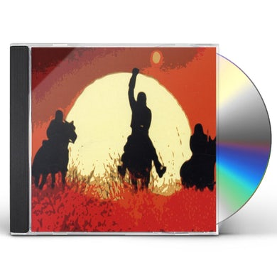 Sasquatch II CD