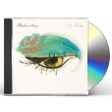 Bushwalking NO ENTER CD