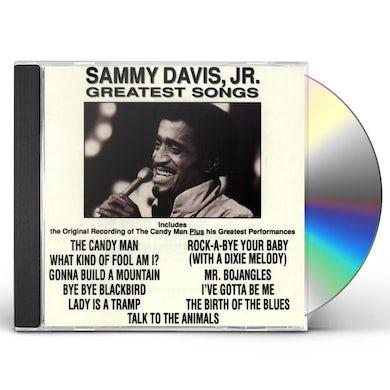 Sammy Davis Jr GREATEST SONGS CD