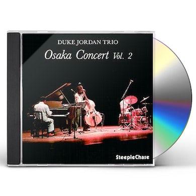 Duke Jordan OSAKA CONCERT 2 CD