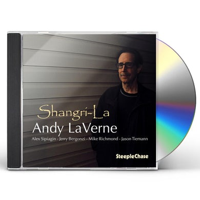 Andy LaVerne SHANGRI-LA CD