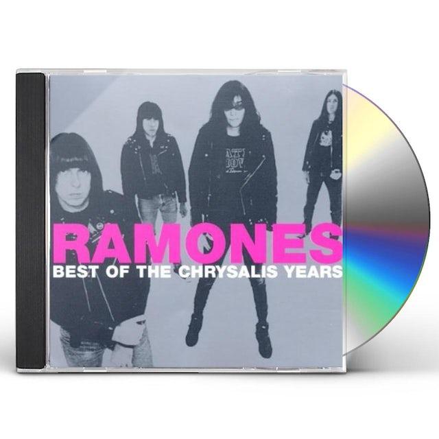 Ramones BEST OF THE EMI YEARS CD