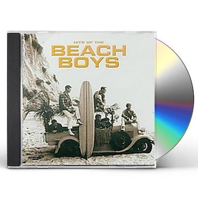 The Beach Boys HITS OF CD