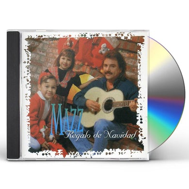 Mazz REGALO DE NAVIDAD CD