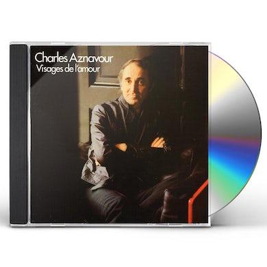 Charles Aznavour VISAGES DE L'AMOUR CD