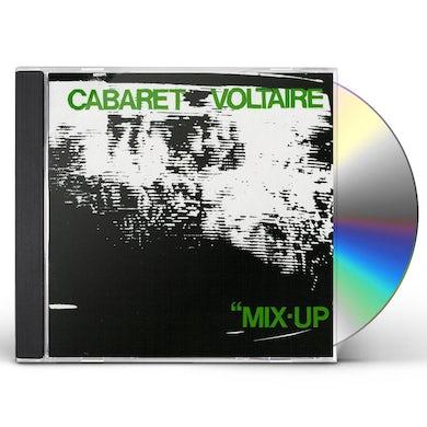 Cabaret Voltaire MIX-UP CD