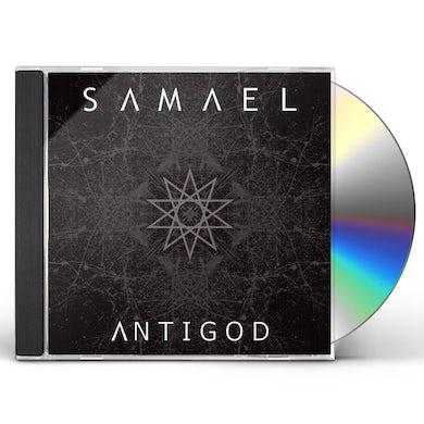 Samael ANTIGOD CD