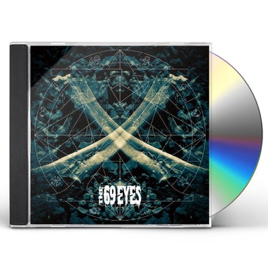 69 Eyes X CD