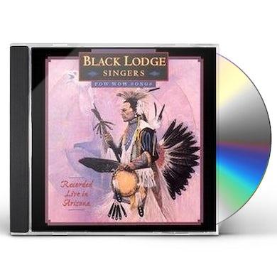 Black Lodge Singers POW-WOW SONGS CD