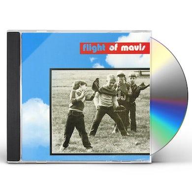 Flight of Mavis CD