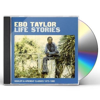 Ebo Taylor LIFE STORIES CD