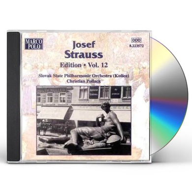 J. Strauss EDITION 12 CD