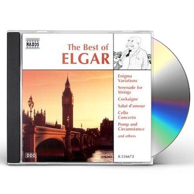 BEST OF ELGAR CD
