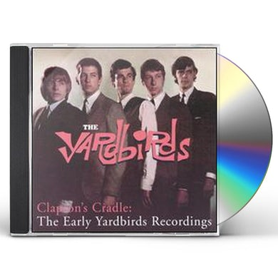 CLAPTON'S CRADLE: EARLY The Yardbirds CD