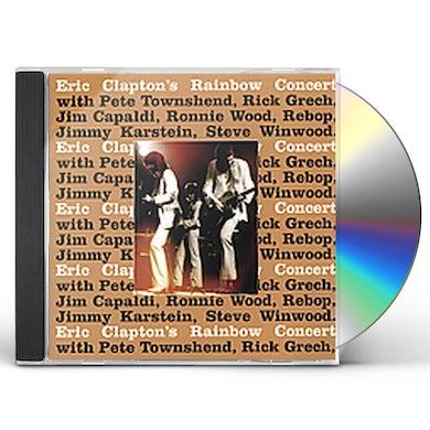 Eric Clapton RAINBOW CONCERT CD