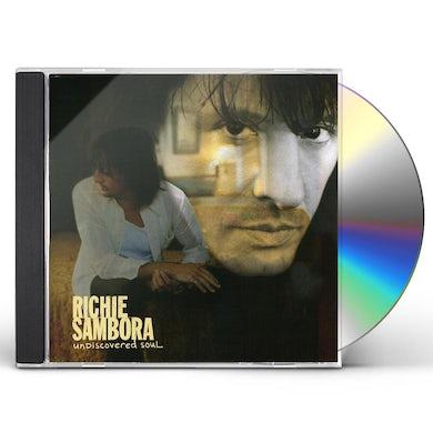 Richie Sambora UNDISCOVERED SOUL CD