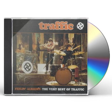Traffic DEFINITIVE COLLECTION CD
