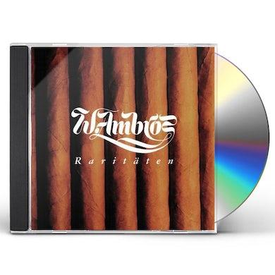 Wolfgang Ambros RARITATEN CD