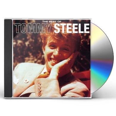 Tommy Steele BEST OF CD