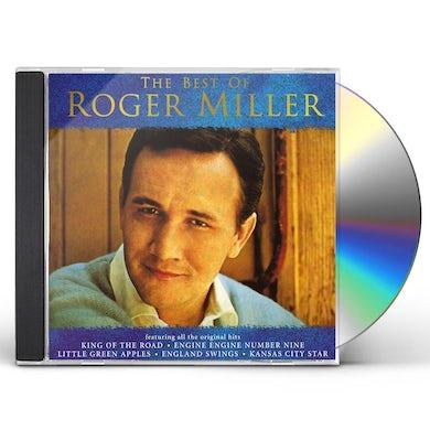 Roger Miller BEST OF CD