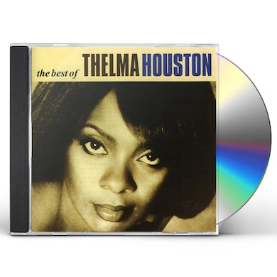 Thelma Houston BEST OF CD