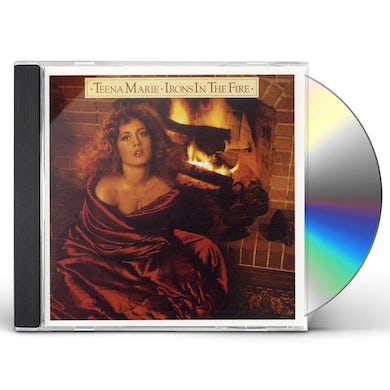 Teena Marie IRONS IN THE FIRE CD