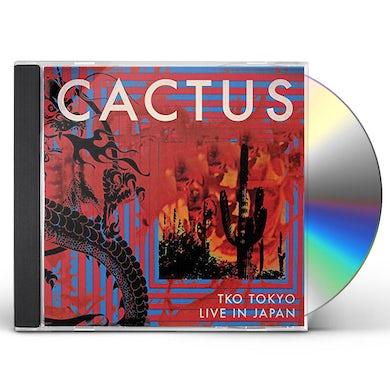 Cactus TKO TOKYO-LIVE IN JAPAN CD