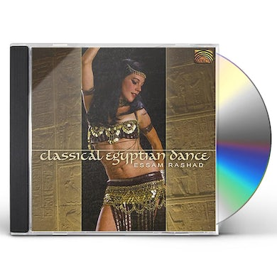 Essam Rashad CLASSICAL EGYPTIAN DANCE 1 CD