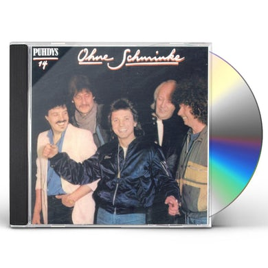 Puhdys OHNE SCHMINKE CD