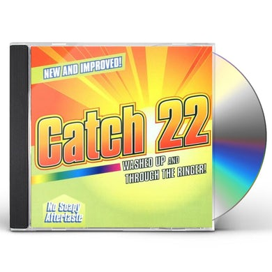 Catch 22 WASHED OUT CD