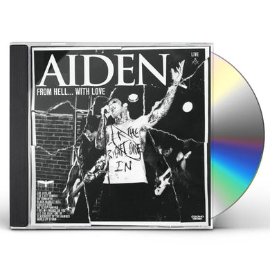 Aiden FROM HELL WITH LOVE CD