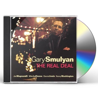 Gary Smulyan REAL DEAL CD