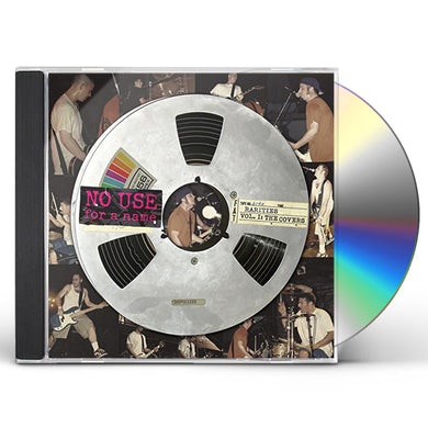 No Use For A Name RARITIES 1: THE COVERS CD
