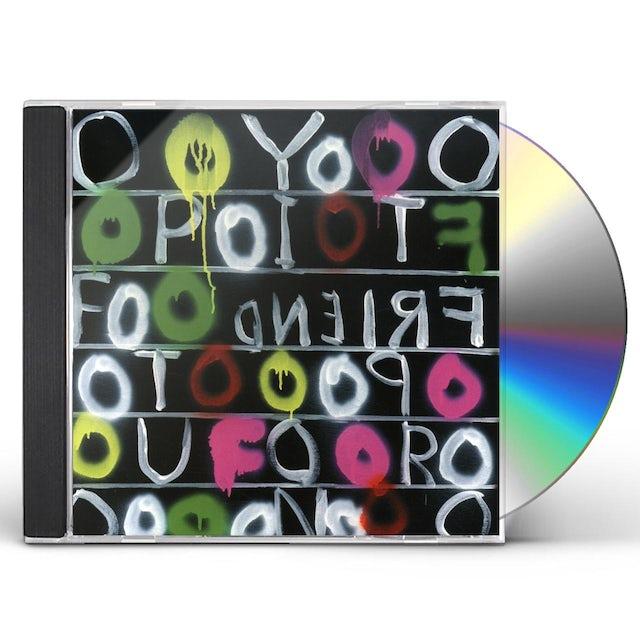 Deerhoof FRIEND OPPORTUNITY CD