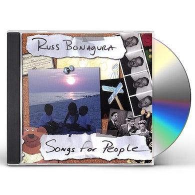Russ Bonagura SONGS FOR PEOPLE CD