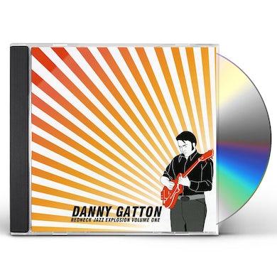Danny Gatton REDNECK JAZZ EXPLOSION 1 CD