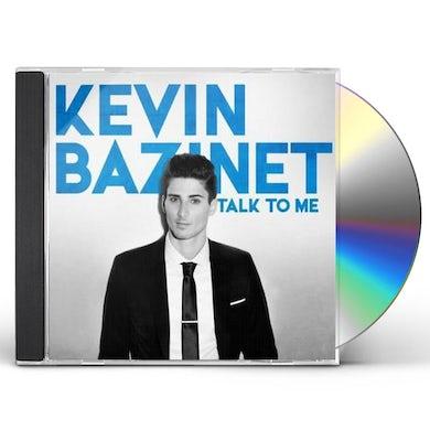 Kevin Bazinet MAKE THINGS CHANGE CD