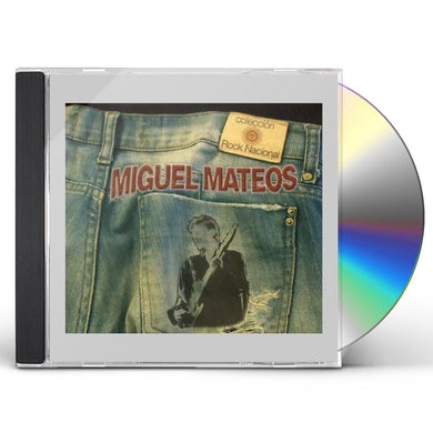 Miguel Mateos CD