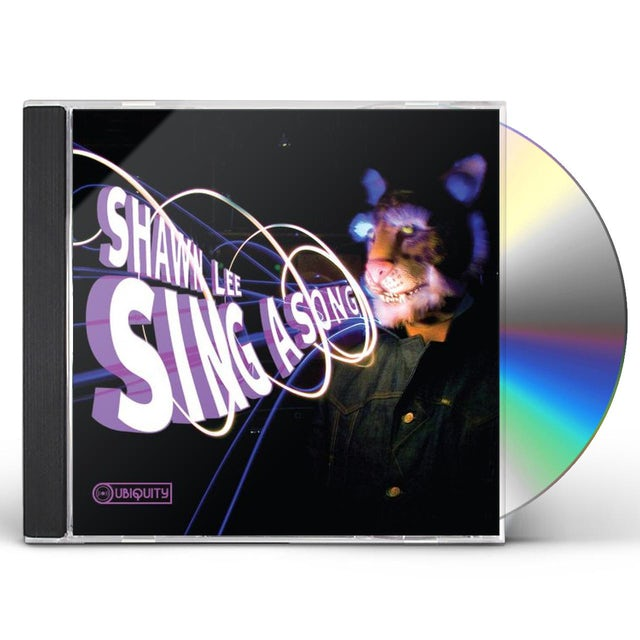 Shawn Lee SING A SONG CD