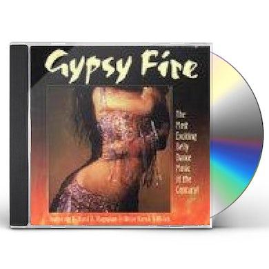 Richard Hagopian GYPSY FIRE CD