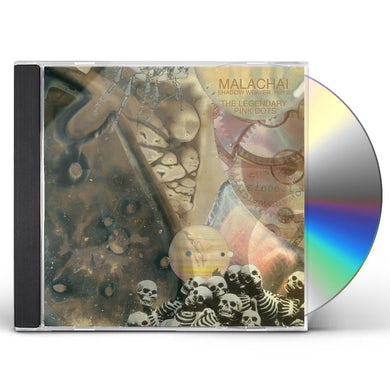The Legendary Pink Dots MALACHAI (SHADOW WEAVER PART 2) CD