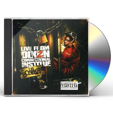 Boosie Badazz LIVE FROM DIXON CORRECTIONAL 2 CD
