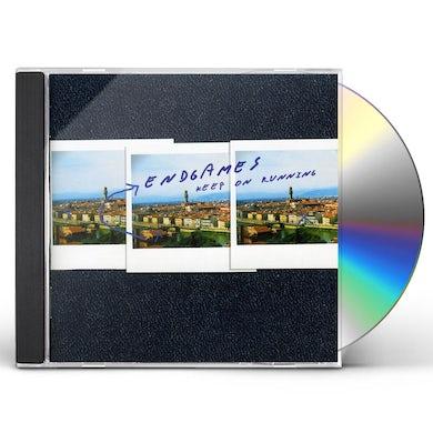 Endgames KEEP ON RUNNING CD