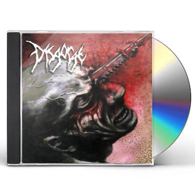 Disgorge CRANIAL IMPALEMENT CD