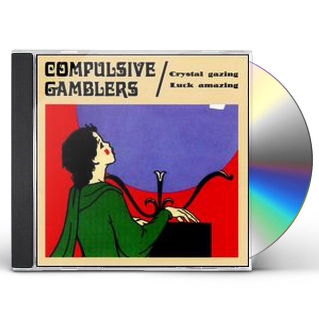 Compulsive Gamblers CRYSTAL GAZING LUCK AMAZING CD