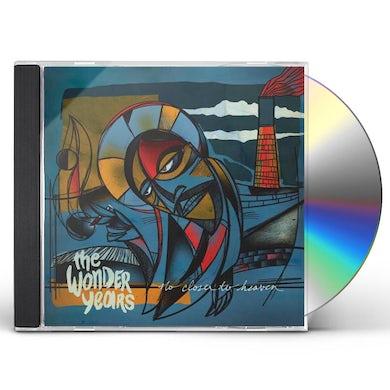 Wonder Years NO CLOSER TO HEAVEN CD