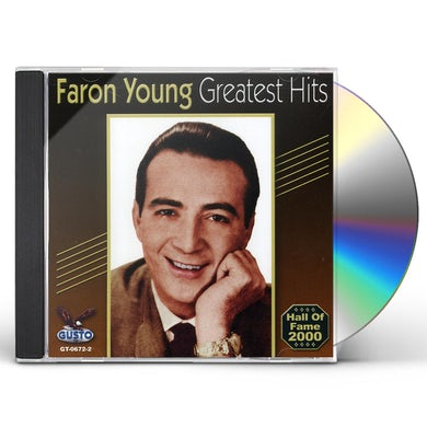 Faron Young GREATEST HITS CD