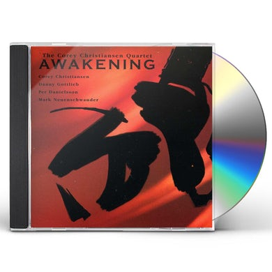 Corey Christiansen AWAKENING CD