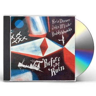 Kris Drever BEFORE THE RUIN CD
