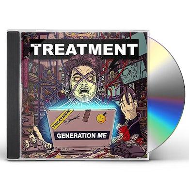 Treatment GENERATION ME CD